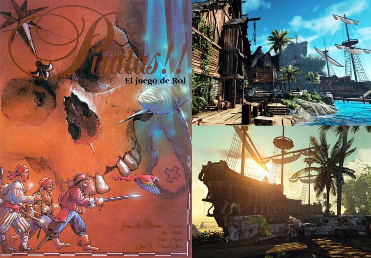 El tesoro de Corrigan [¡Piratas!]