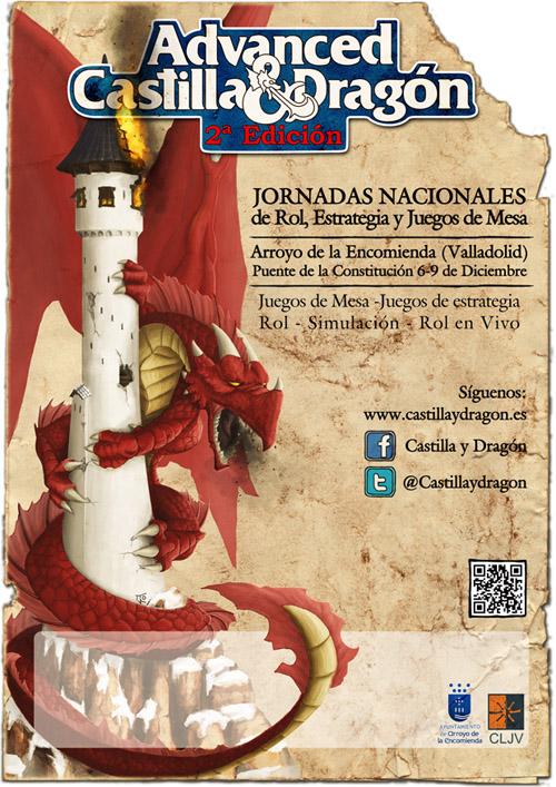 II Jornadas Advanced Castilla&Drag;ón
