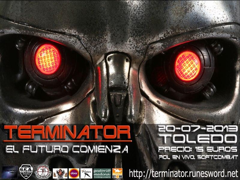 Terminator: El futuro Comienza