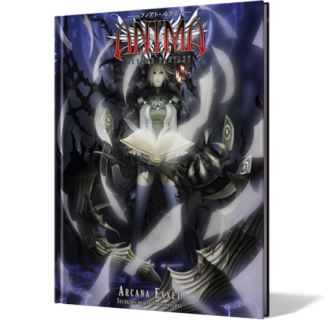 Arcana Exxet: Secretos de lo Sobrenatural - Anima Beyond Fantasy