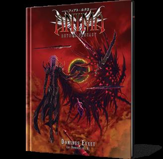 Dominus Exxet: Dominios del Ki - Anima Beyond Fantasy
