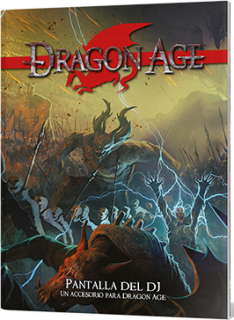 Dragon Age: Pantalla del DJ - Dragon Age