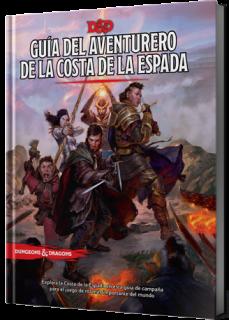 La Guía del Aventurero de la Costa de la Espada - Dungeons and Dragons