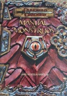 Manual de Monstruos para D&D 3ª