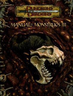 Manual de Monstruos III para D&D 3.5