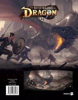 Pantalla de DJ de El Resurgir del Dragón - El Resurgir del Dragón
