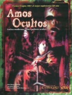 Amos ocultos - La Llamada de Cthulhu