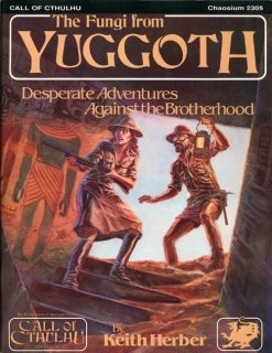 The Fungi from Yuggoth