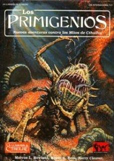 Los Primigenios - La Llamada de Cthulhu