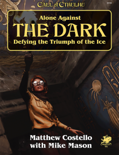 Solo contra la oscuridad - La Llamada de Cthulhu
